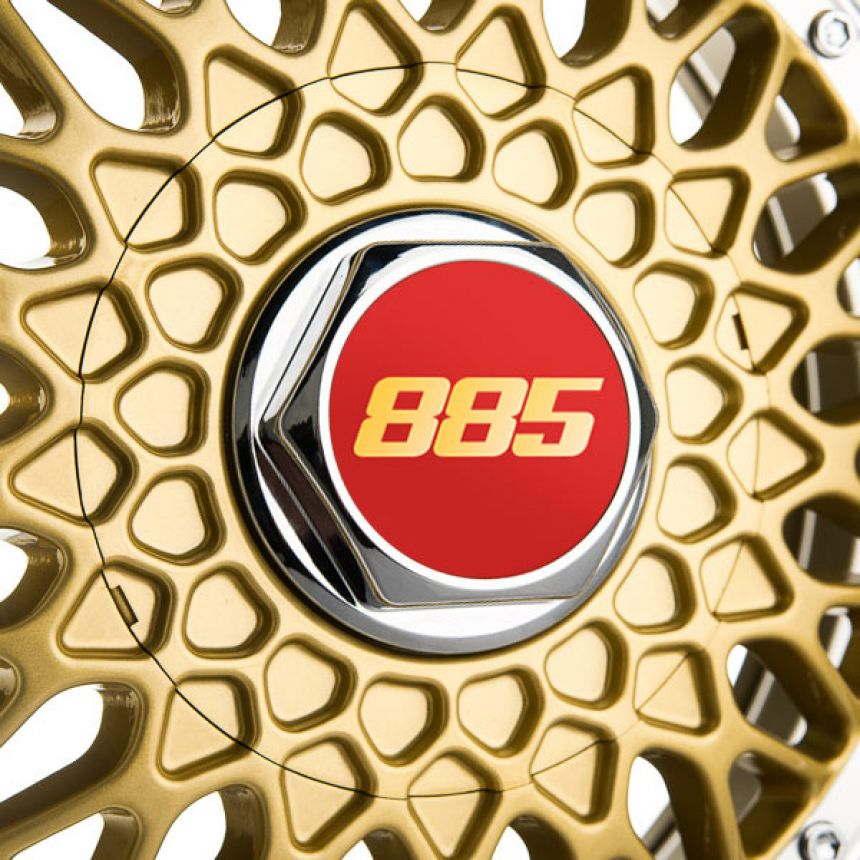 Classic RS Gold 8.5x16