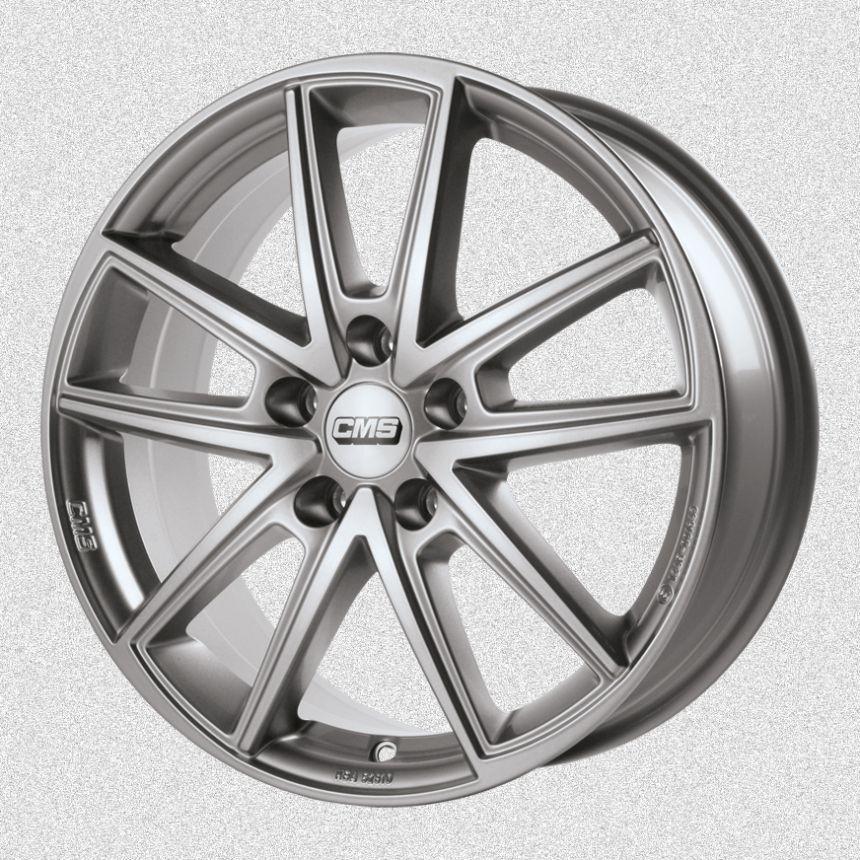 C30 Racing Silver 6.5x16