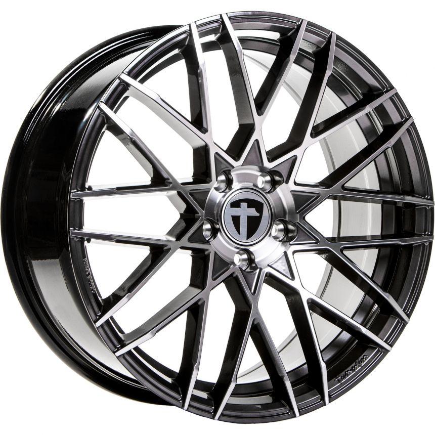 TN19 dark hyperblack polished 8.5x19