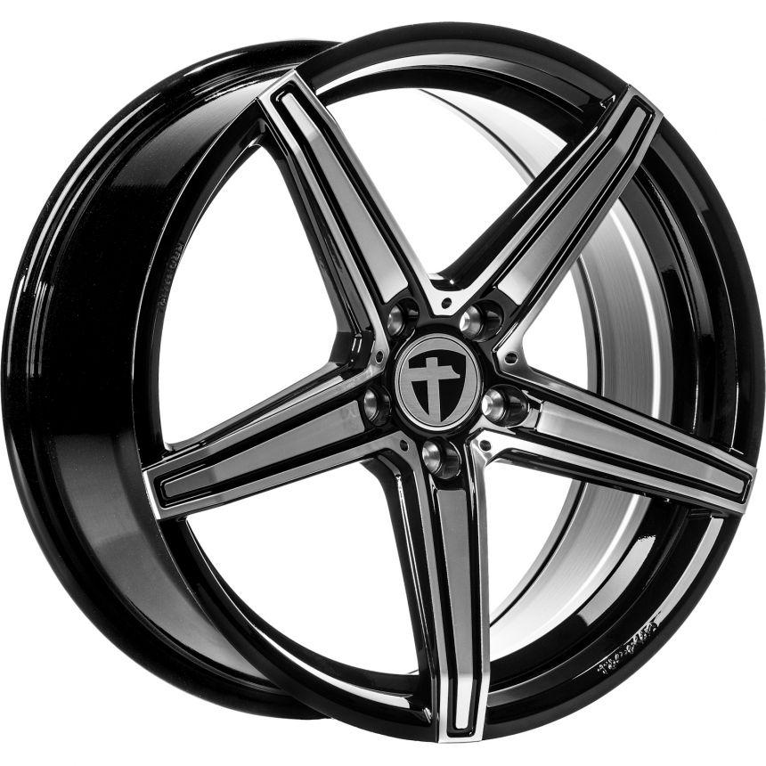 TN20 Dark Hyper black polished 8.5x20
