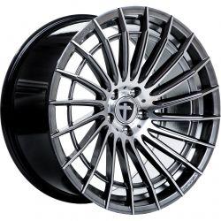 TN21 Dark Hyper black polished