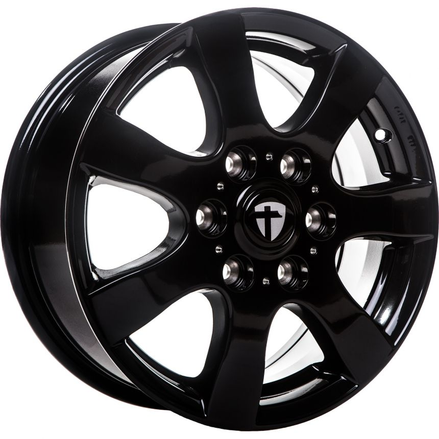 TN3F black painted 6.5x16