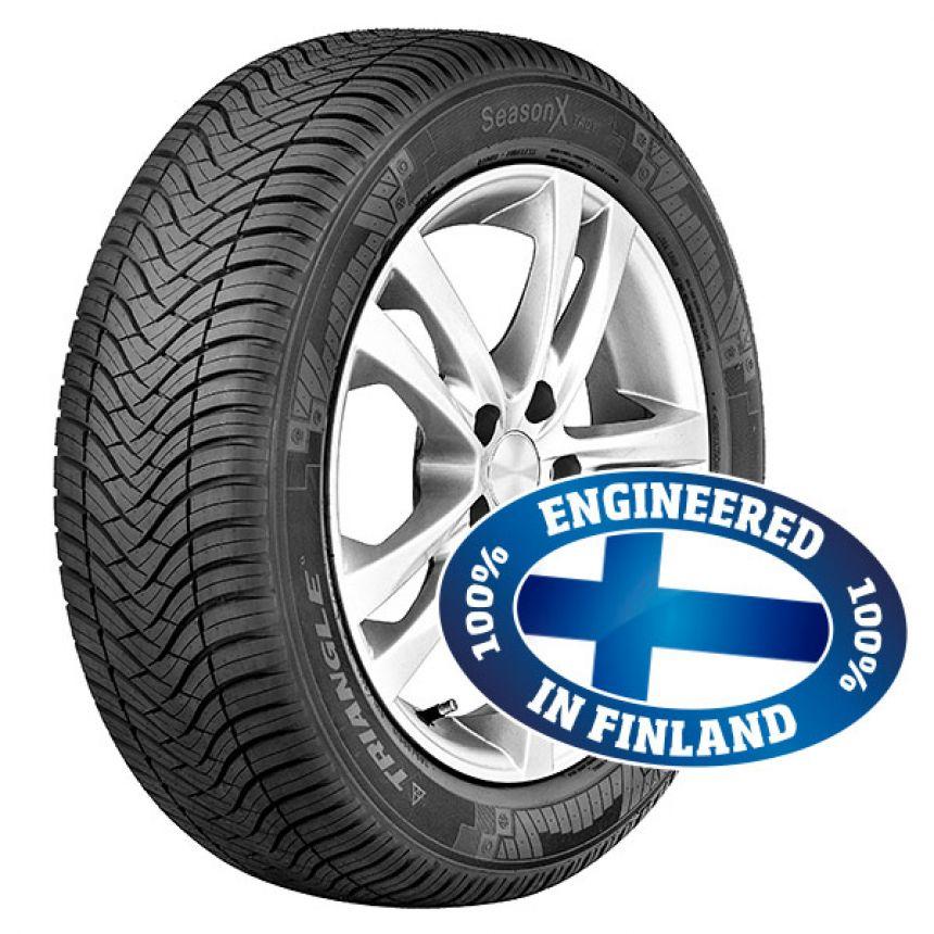 SeasonX -Engineered in Finland- 195/65-15 V