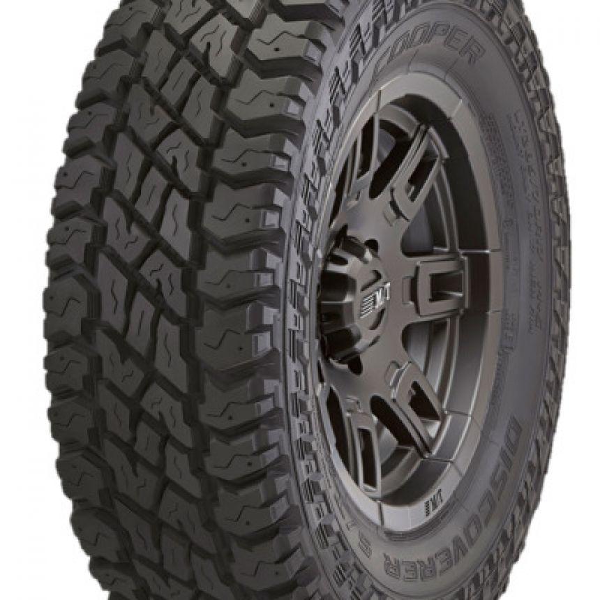 Discoverer S/T Maxx All Terrain Tire - LT