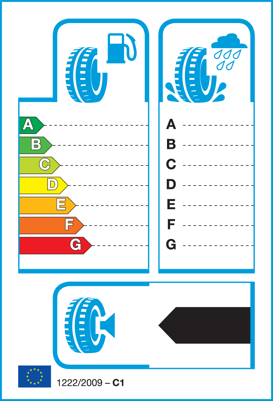 EU tyre Label